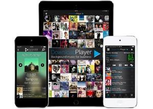 Find out about the Download Player (for iOS)