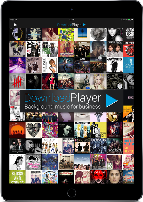 iOS Download Player - Compatible with iPad