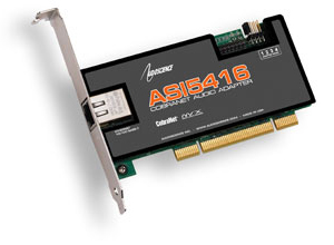 AudioScience ASI5416 Sound Card
