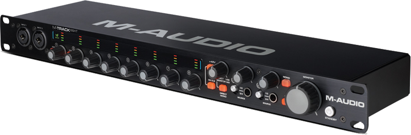 m audio m track plus drivers